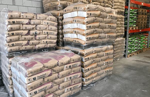 cement materiaal kopen Lith