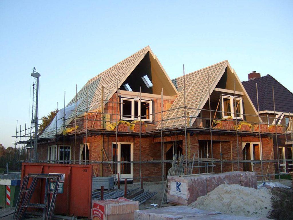 Snel een nieuw dak